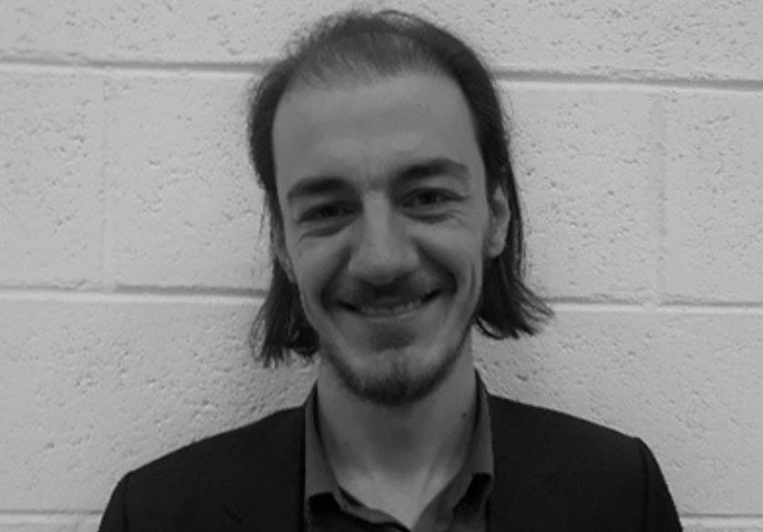 Rémy, chef de projet Technology & Strategy