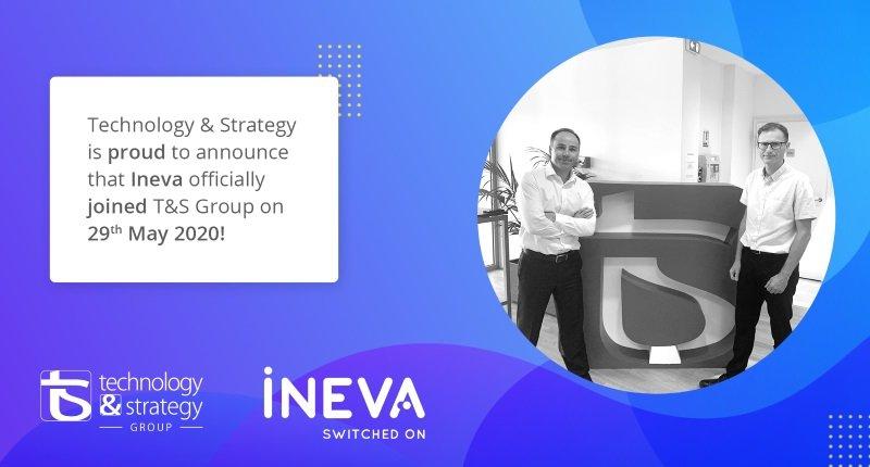 INEVA rejoint Technology & Strategy Groupe
