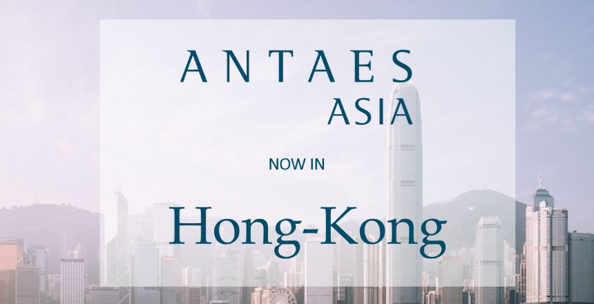 Antaes Asia: New office in Hong Kong