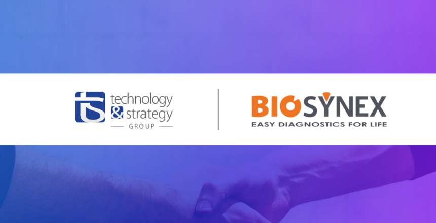 T&S aux côtés de Biosynex pour un projet made in France