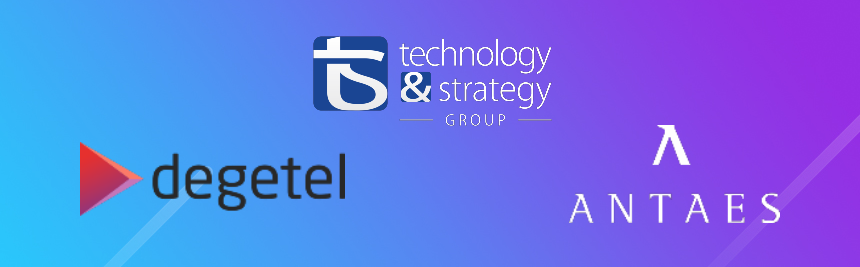 The Technology and Strategy Group logos