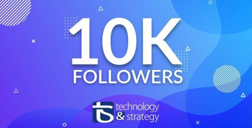 Merci à nos 10.000 followers sur LinkedIn !