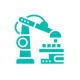 icons industrie vert