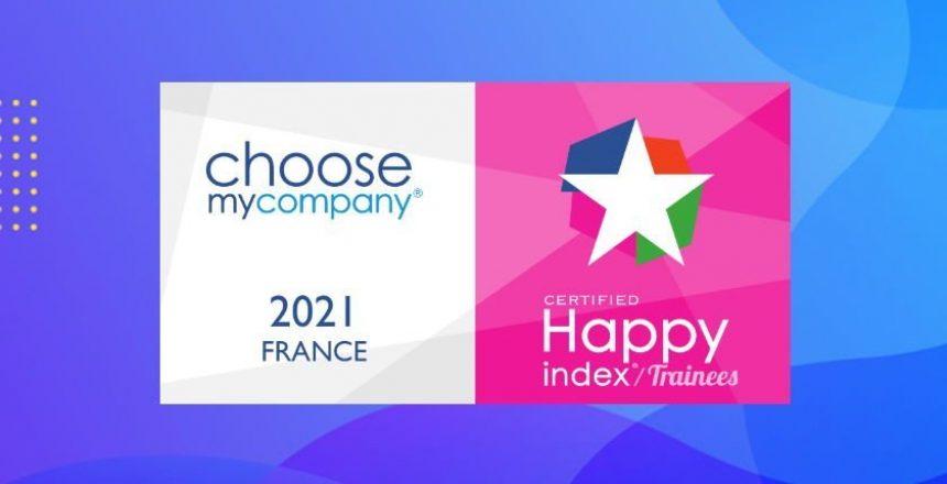 Label HappyTrainees 2021